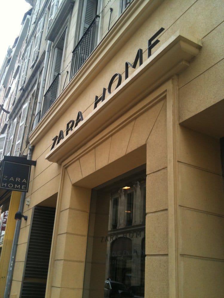 Zara home decoraci n del hogar 33 rue francis davso - Zara home decoracion hogar ...