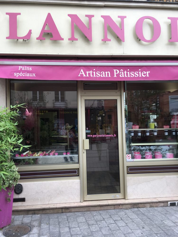 P tisserie lannois bakeries 41 rue gabriel p ri saint for Patisserie saint denis