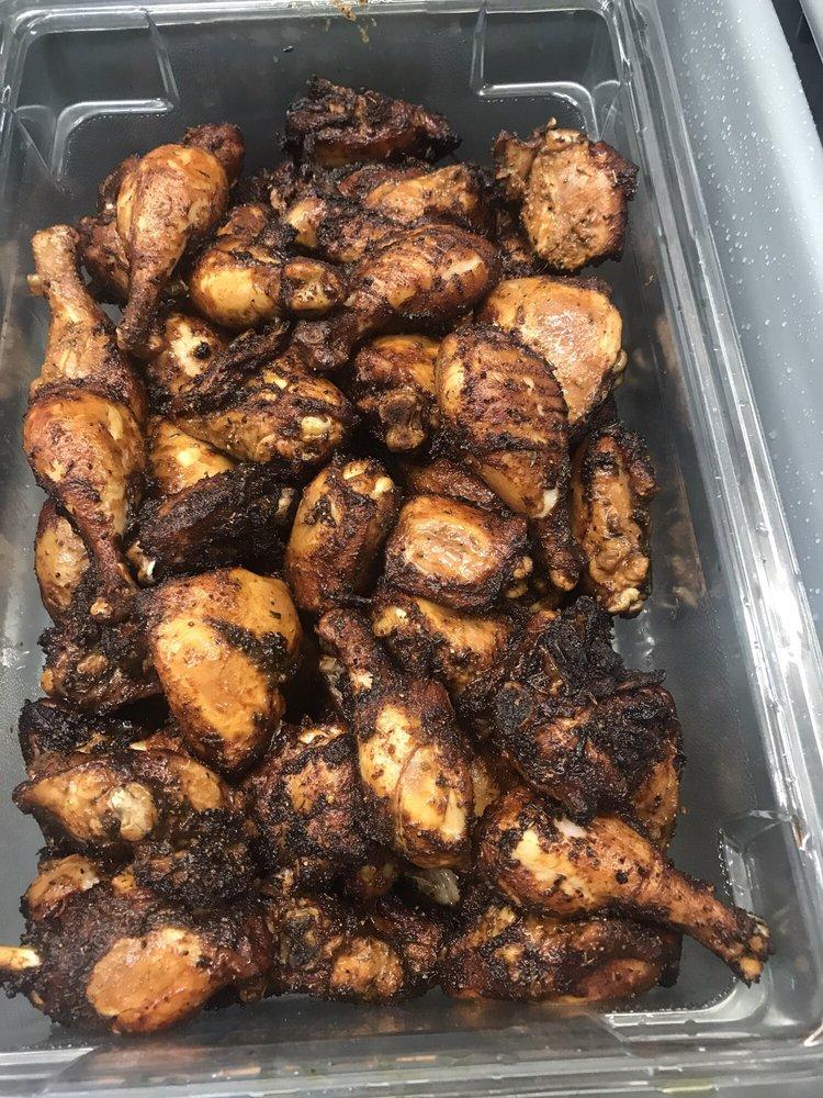 Karubees Jamaican Restaurant: 1000 Grosscup Ave, Dunbar, WV