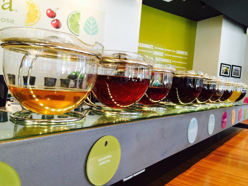 Argo Tea Cafe  Broadway New York Ny