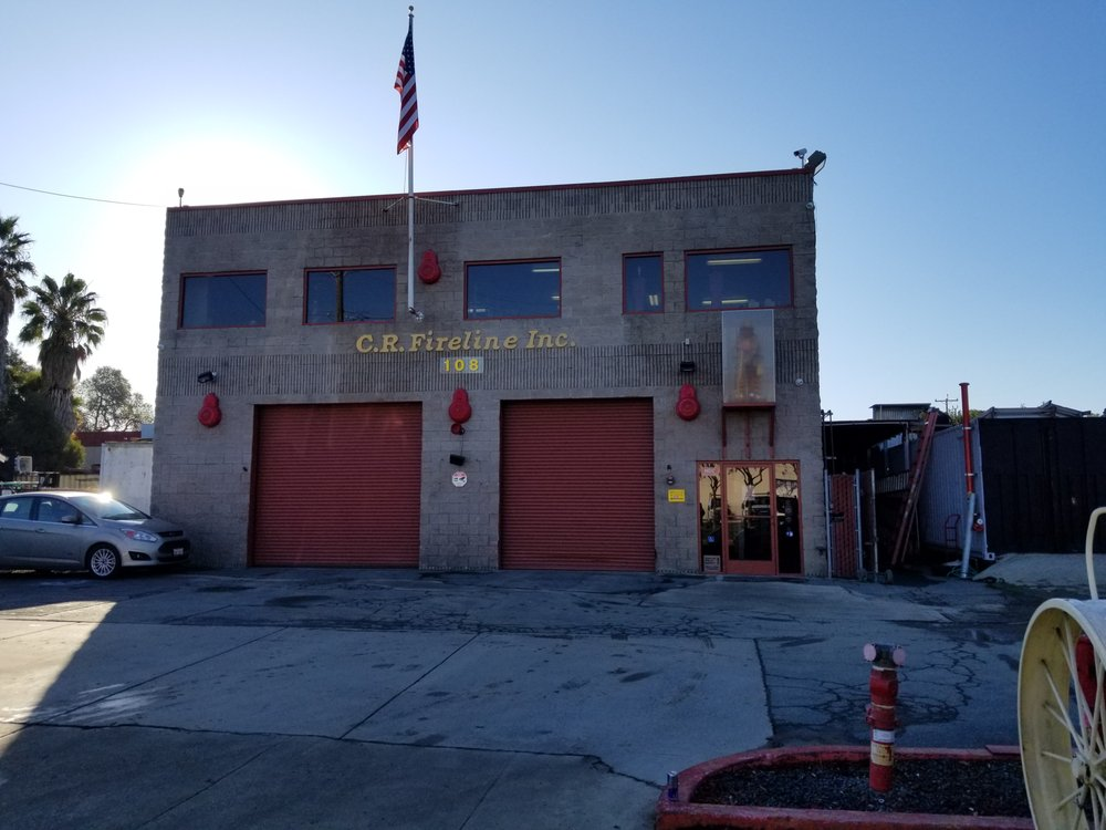 C R Fireline: 108 Center Ave, Pacheco, CA