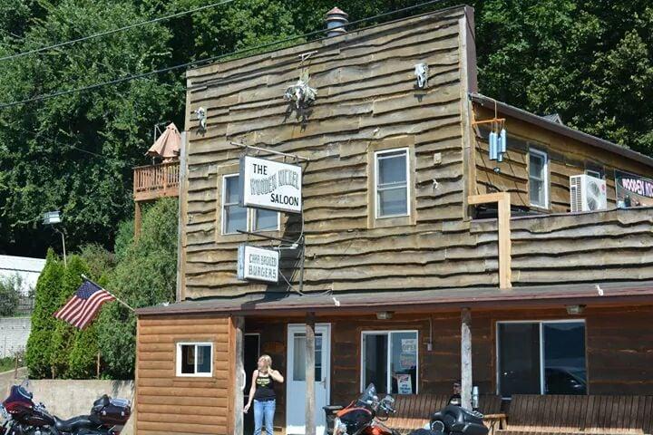 Wooden Nickel Saloon Bars 136 Main St Ferryville Wi Phone