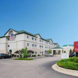 Photo Of Comfort Suites Denver Tech Center Englewood Co United States