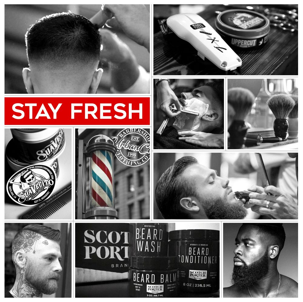 Urban City Barber Shop & Clothing Company