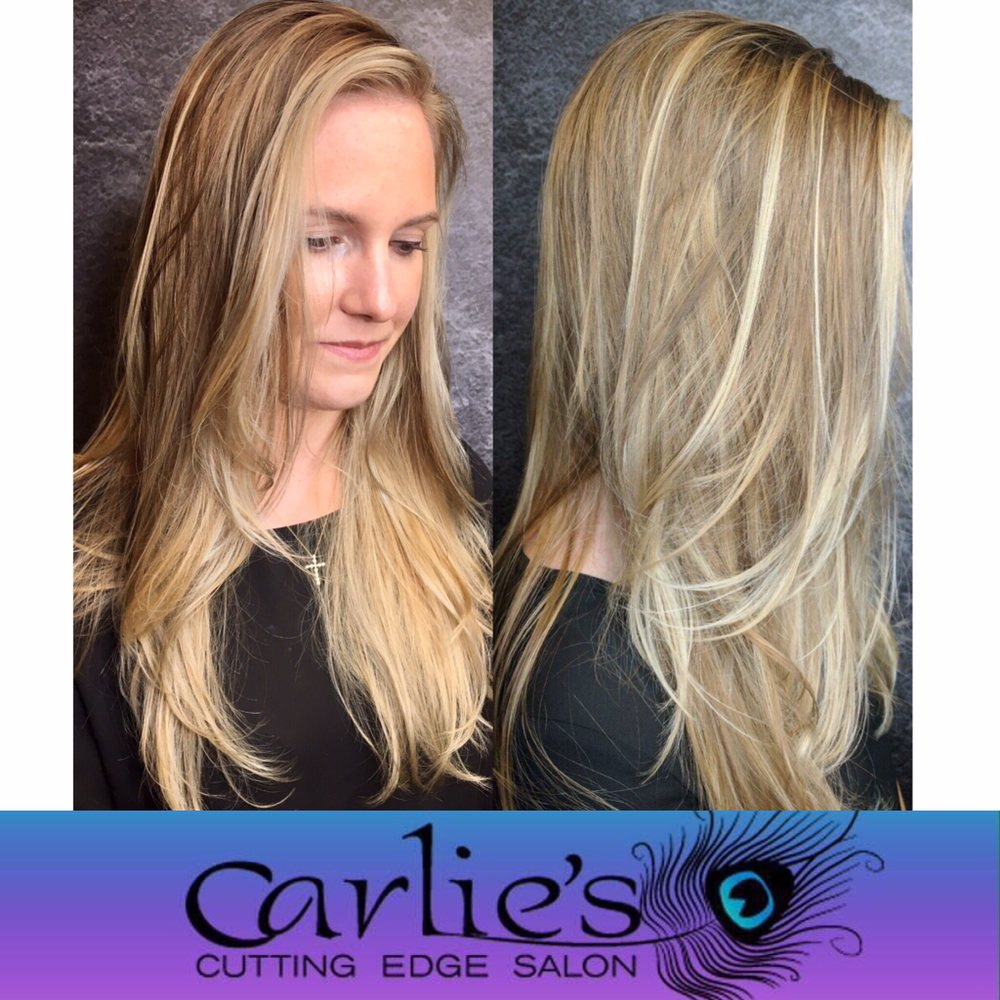 Carlie's Cutting Edge Salon & Spa