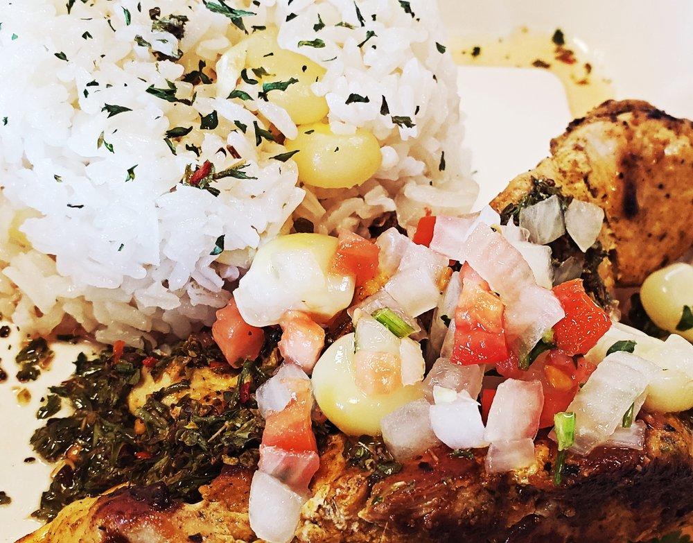 Fino Sur Peruvian Street Food: 101 E Alex Bell Rd, Centerville, OH
