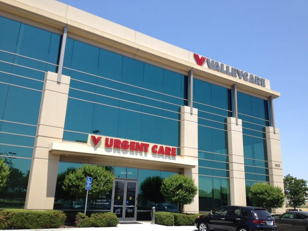 Valley Care Urgent Care Dublin CA location - Yelp