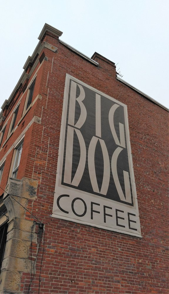 Social Spots from Big Dog Coffee