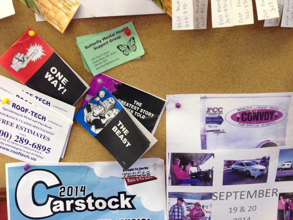 Western Convenience Stores: 814 N Spur 56C, Hershey, NE