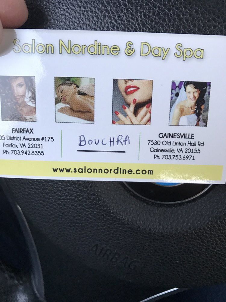 Day Spa Fairfax Va
