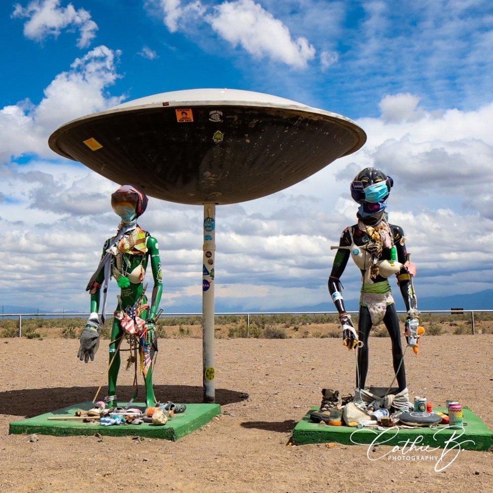 UFO Watchtower: 2502 County Rd 61, Hooper, CO