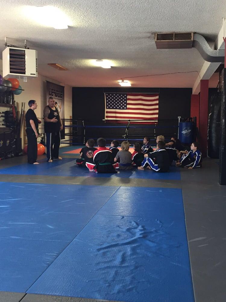 S6 Martial Arts: 5890 Entrada Ave, Atascadero, CA