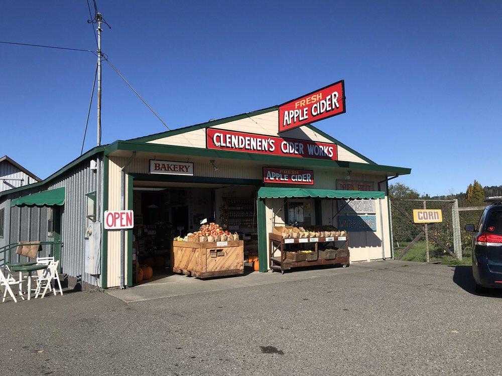 Clendenen's Cider Works: 96 12th St, Fortuna, CA