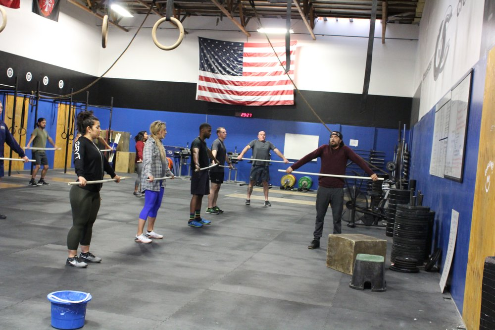 Oceanside Crossfit