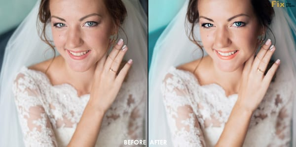 Photo Of Wedding Retouching Brooklyn Ny United States Service For