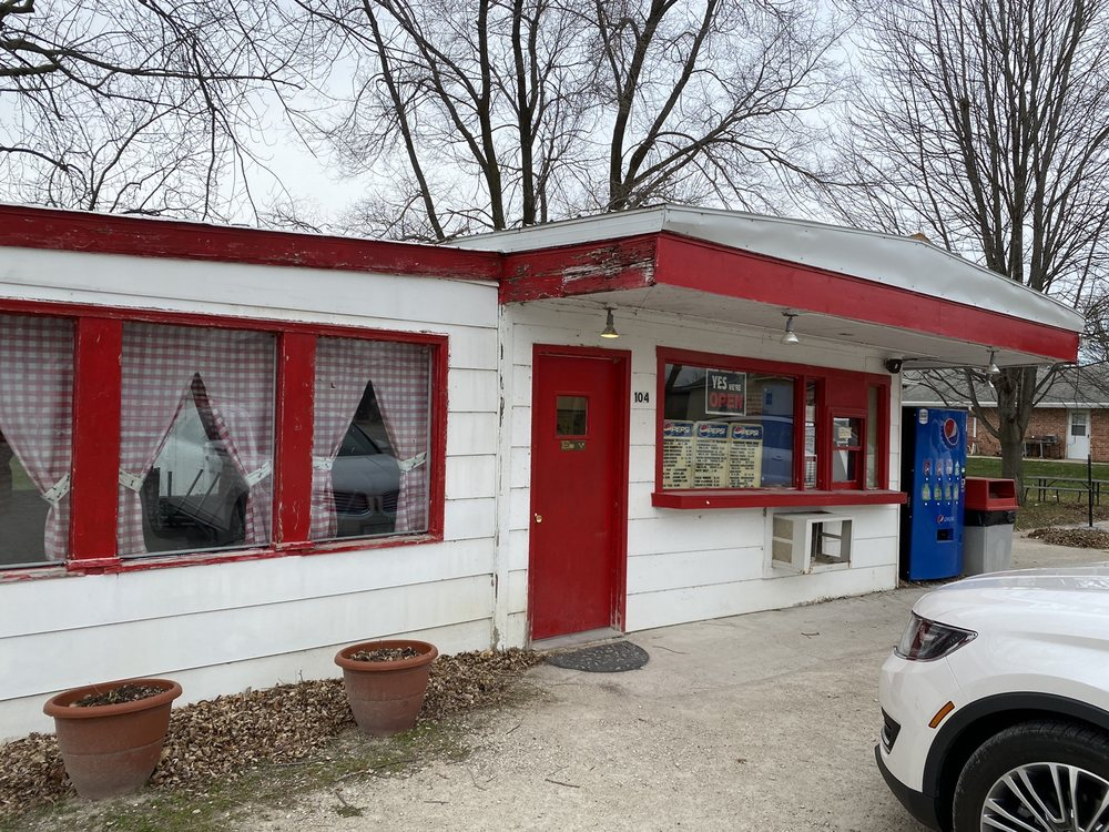 44 Drive Inn: 104 NW 5th St, Panora, IA