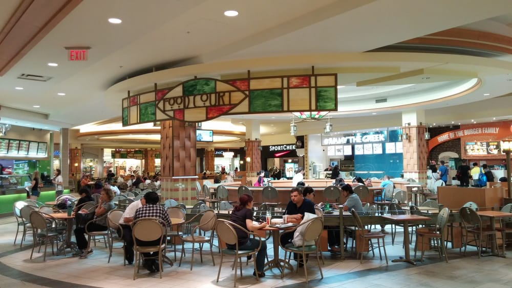 Hillcrest Food Court