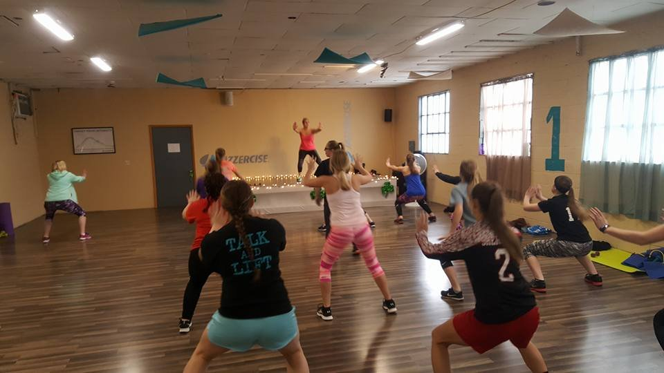 Albion Jazzercise Fitness Center: 16 Market St, Albion, PA