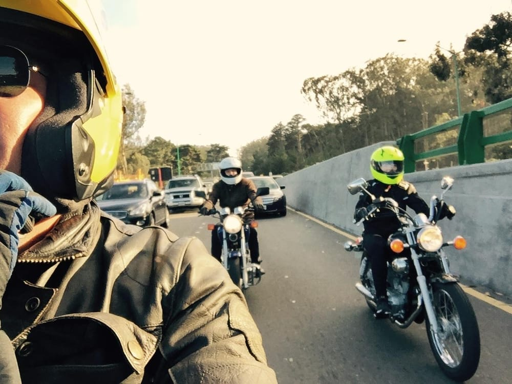 MotoMike Motorcycle Riding Lessons: San Francisco, CA