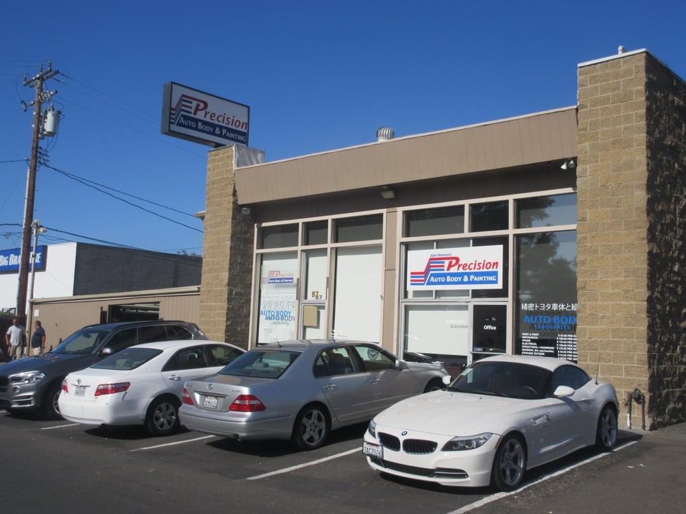 Precision Auto Body: 57 S Fairview Ave, Goleta, CA