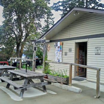 Fernwood Restaurant Salt Spring Island