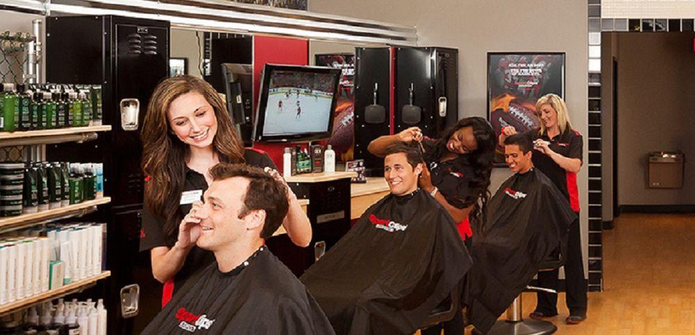 Sports Clips Haircut