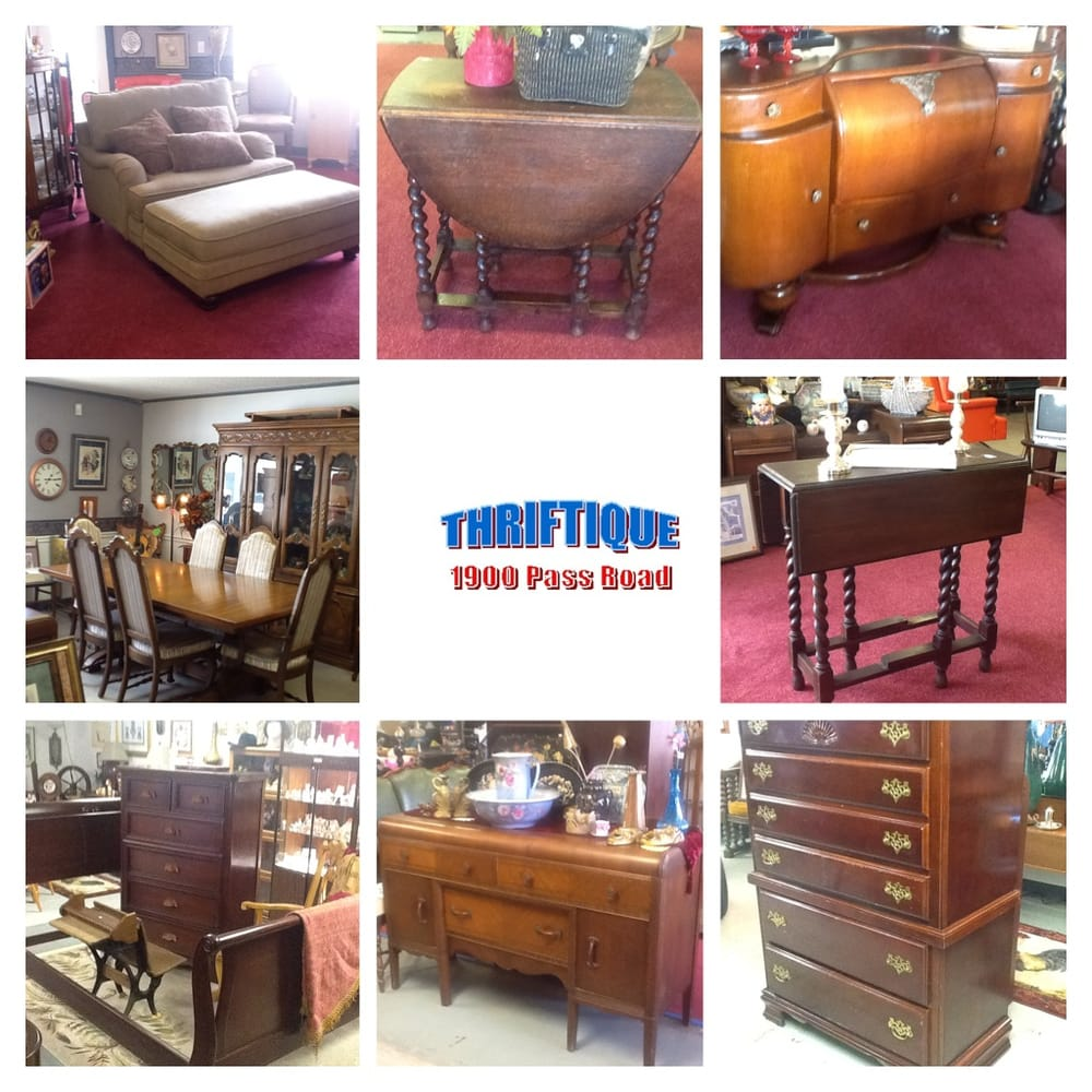 thriftique thrift store magasin d 39 occasion 1900 pass rd gulfport ms tats unis num ro. Black Bedroom Furniture Sets. Home Design Ideas