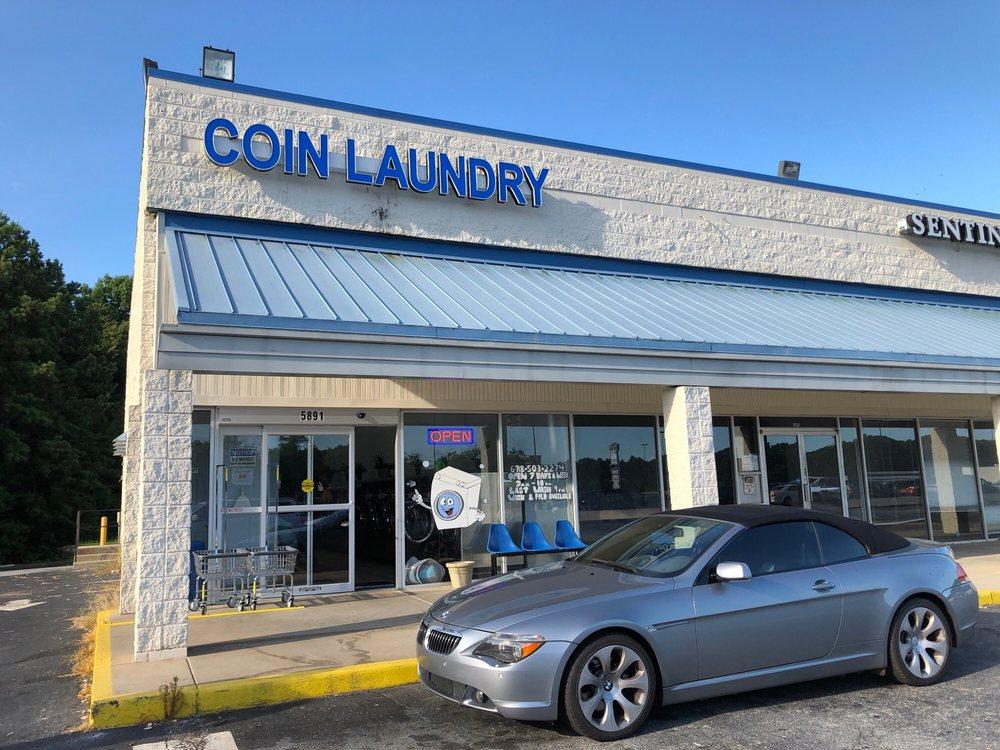 The Laundry Express: 5891 Stewart Pkwy, Douglasville, GA
