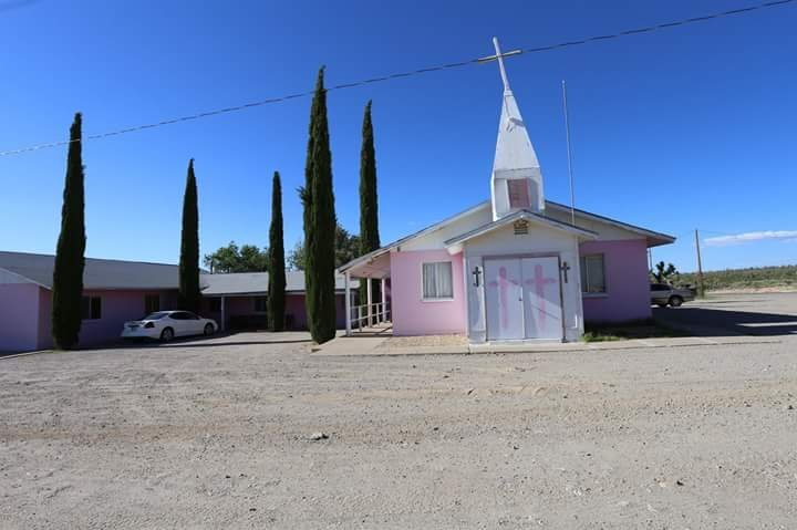 First Assembly of God: 16741 N Pierce Ferry Rd, Dolan Springs, AZ