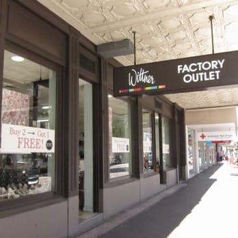 Richmond Centre Shoe Stores