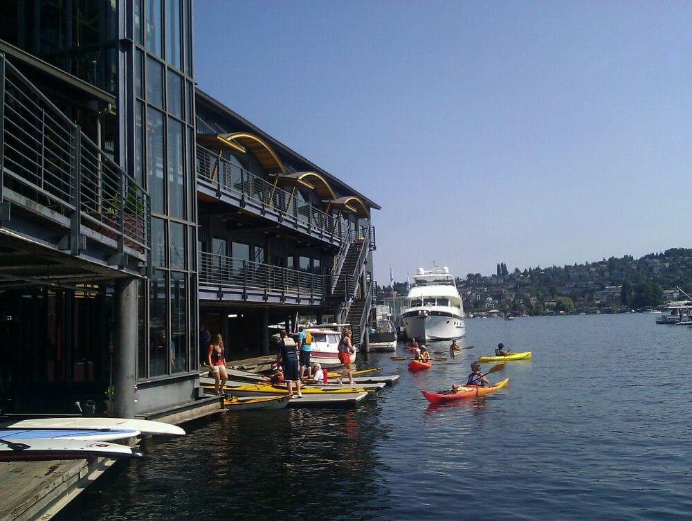 Northwest Outdoor Center: 2100 Westlake Ave N, Seattle, WA