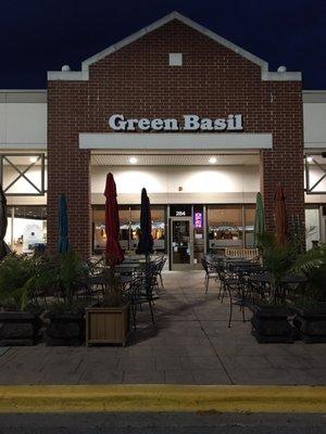 Green Basil Thai Restaurant 701 N Milwaukee Ave Ste 284