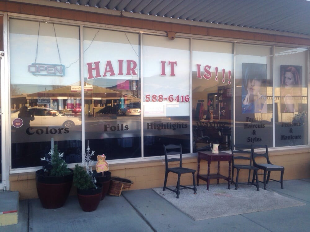 Hair It Is: 610 9th St, Benton City, WA