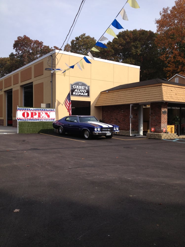 Gabe's Auto Repair: 427 Neighborhood Rd, Mastic Beach, NY