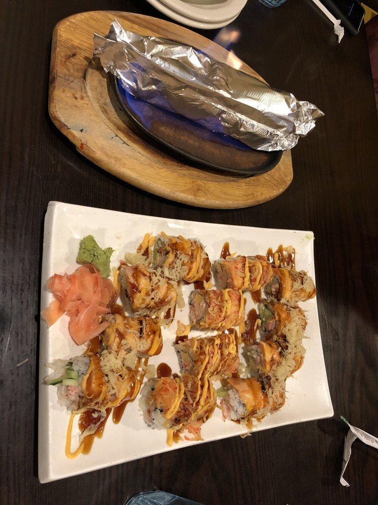 Fuji Japanese Steakhouse: 3600 Massard Rd, Fort Smith, AR