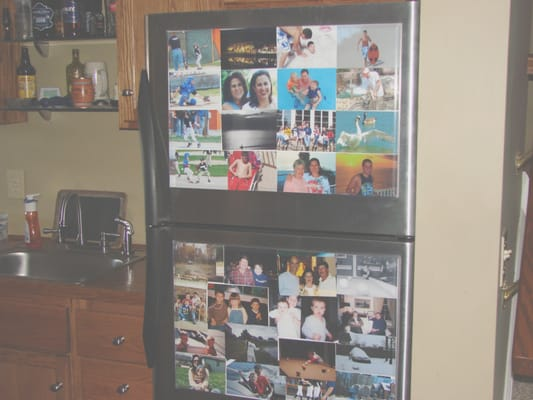 Fridgemag Large Magnetic Frames - Photography Stores & Services ...