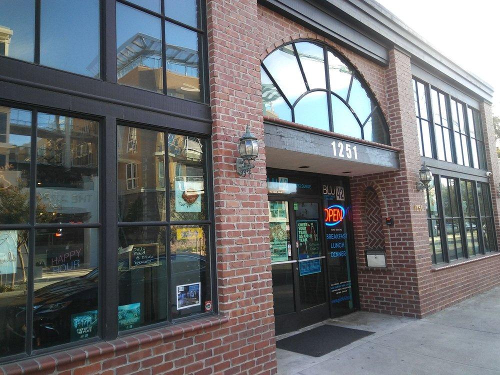 Photo of Blu 42 Sports Lounge and Grill: Walnut Creek, CA