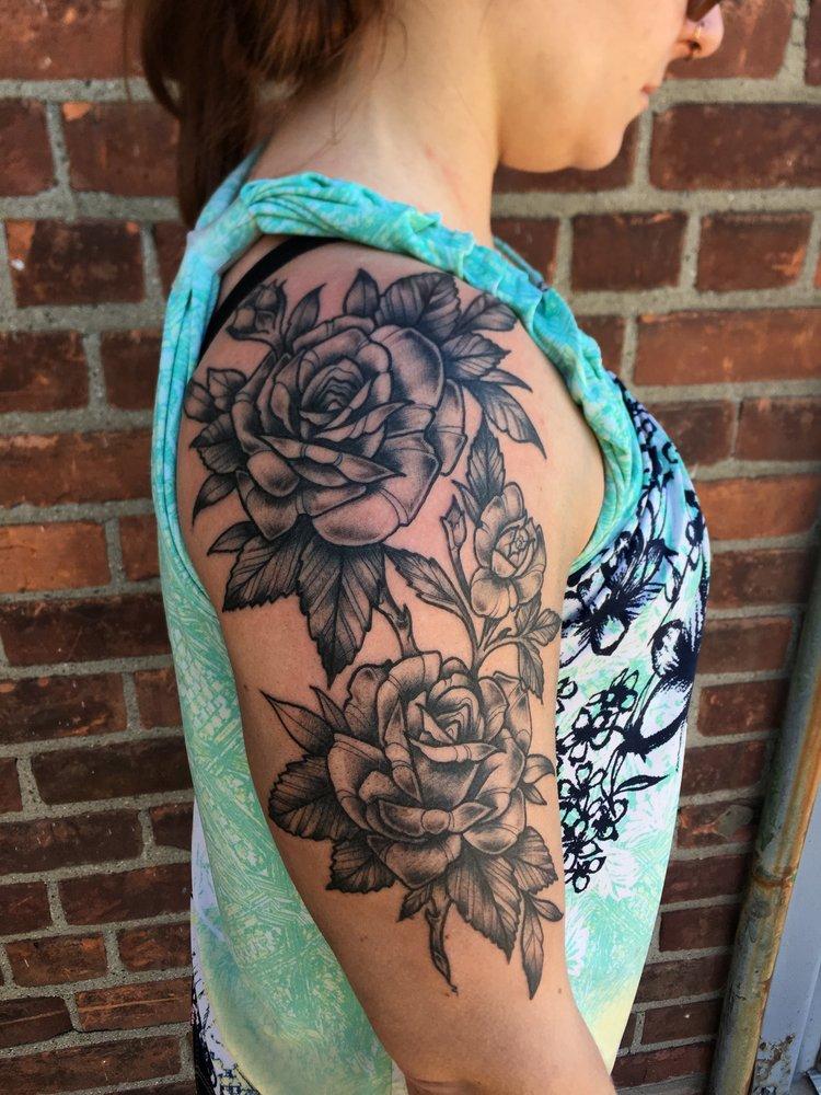 9 Lives Tattoo: 309 W 9 Mile Rd, Ferndale, MI