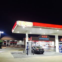 Exxon - Gas Stations - 1101 William D Fitch Pkwy, College