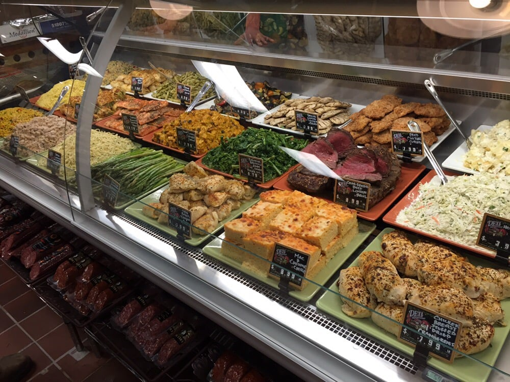 Ilayda marketplace mercado 744 anderson ave for Live food bar yelp