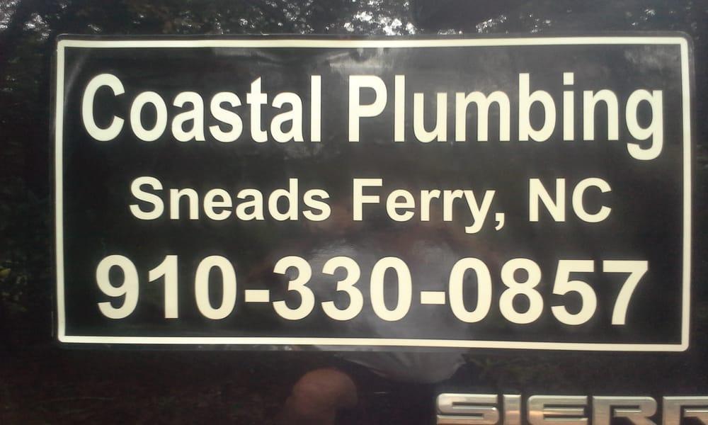 Coastal Plumbing: Sneads Ferry, NC