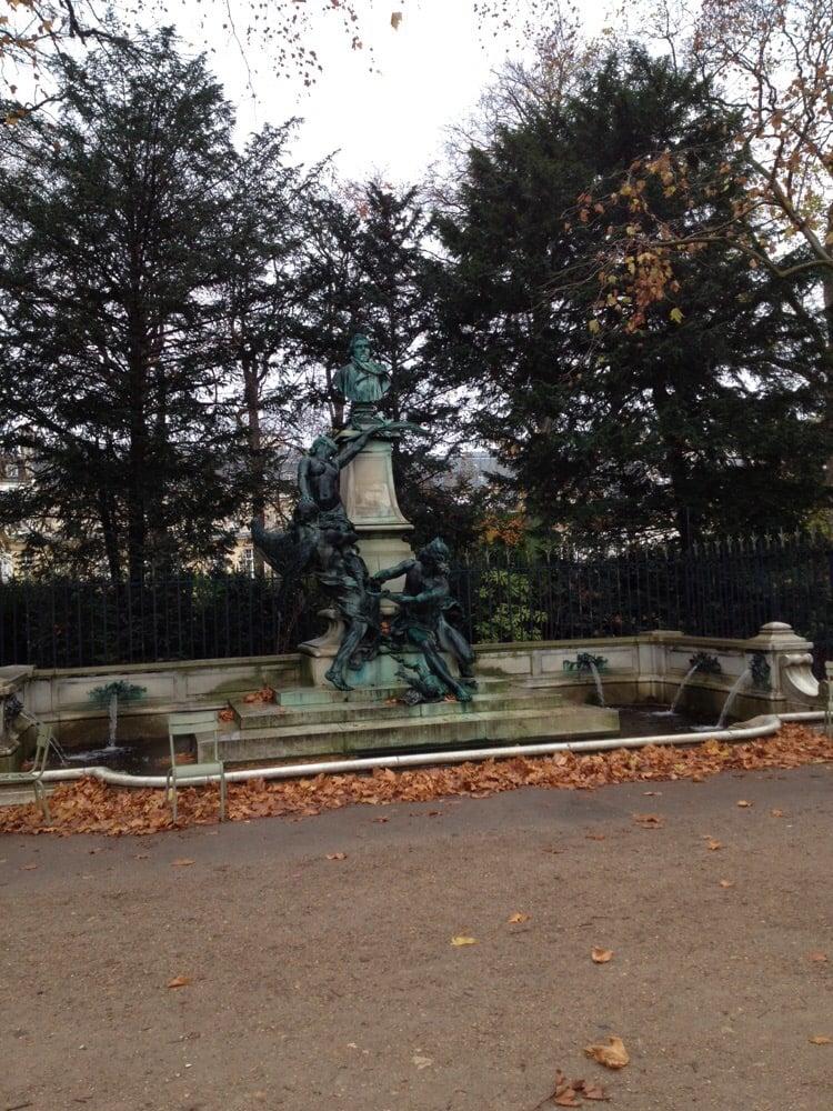 Eugene delacroix yelp - Jardin du luxembourg adresse ...