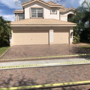 Before Photo Of 954 Pressure Cleaning Pembroke Pines Fl United States
