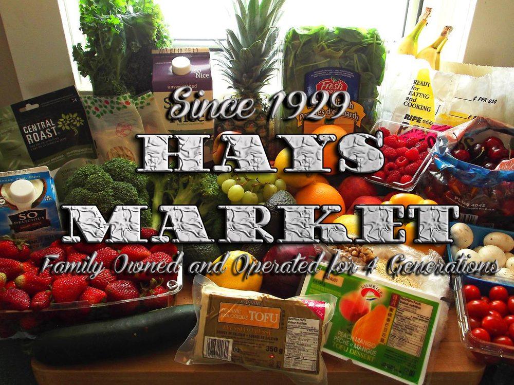 Hays Market: 201 Johnstown Center Dr, Johnstown, CO