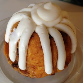 Nothing Bundt Cake Cinnamon Swirl Bundtlet
