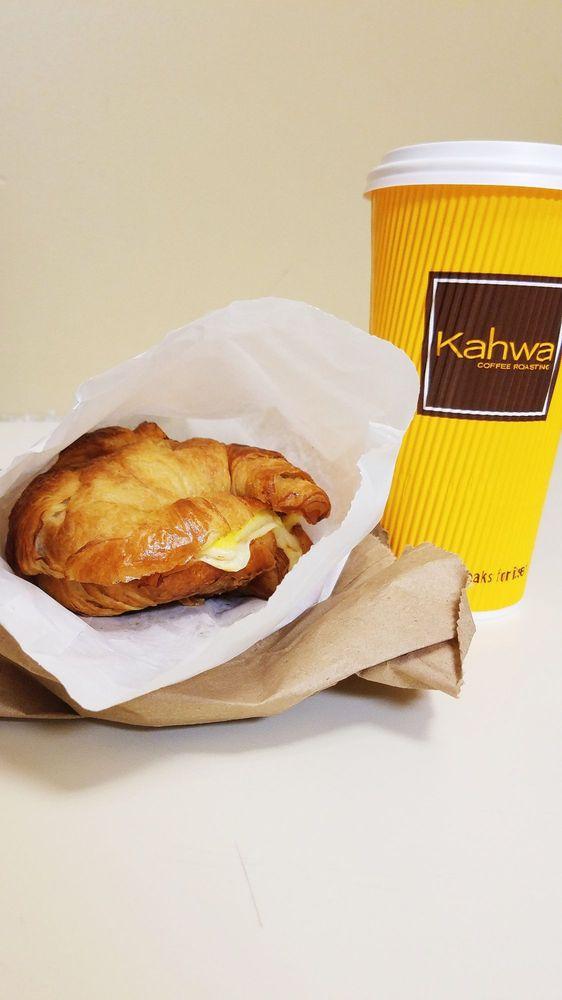 Kahwa Coffee: 3928 Henderson Blvd, Tampa, FL