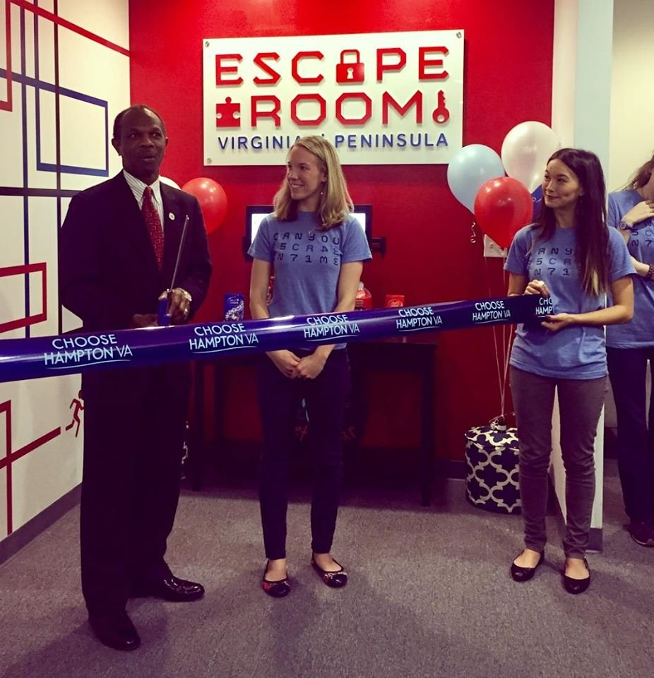 The Escape Room Hampton Va