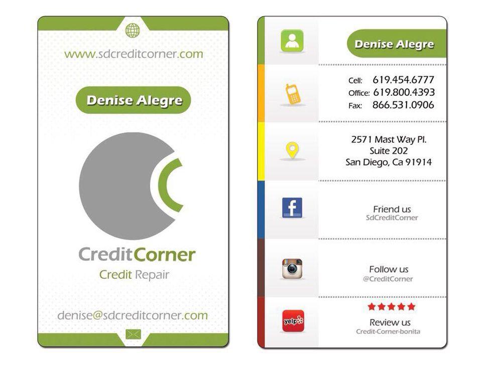 Credit Corner
