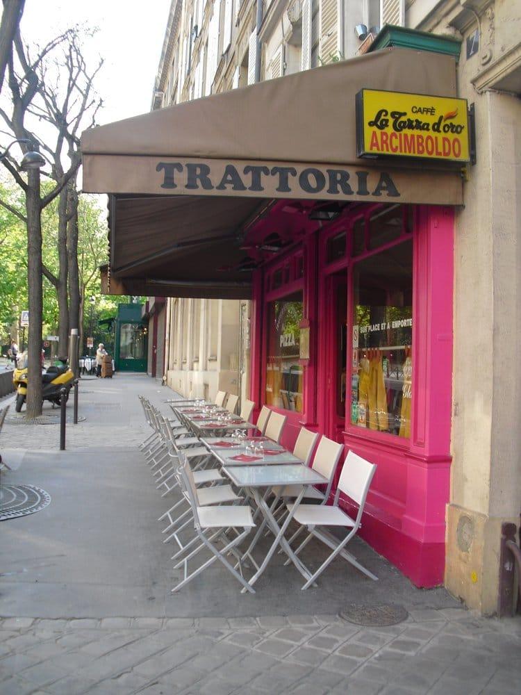 la trattoria italian 7 rue brochant batignolles paris france restaurant reviews yelp. Black Bedroom Furniture Sets. Home Design Ideas