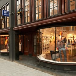 Suitsupply - Men's Clothing - Rodezand 9-13, Rotterdam, Zuid